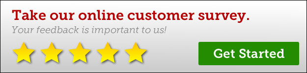 Take our online customer survey